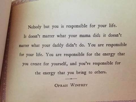 859 FD Relax and Succeed - Nobody but you is responsible
