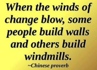 874 Relax and Succeed - When the winds of change blow