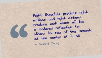 891 Relax and Succeed - Right thoughts produce