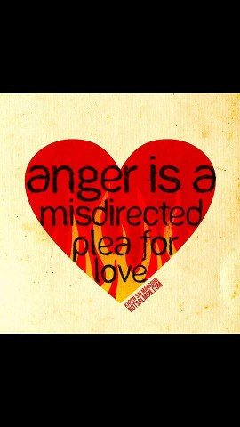 892 Relax and Succeed - Anger is a misdirected plea