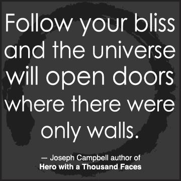 911 Relax and Succeed - Follow your bliss