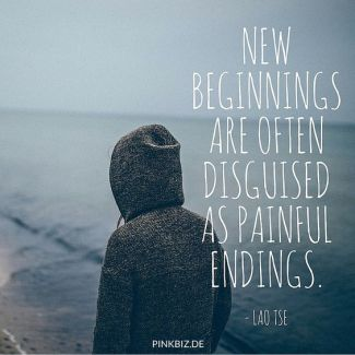 928 Relax and Succeed - New beginnings are often disguised