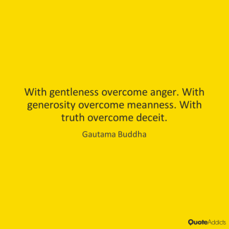 933 Relax and Succeed - With gentleness overcome anger