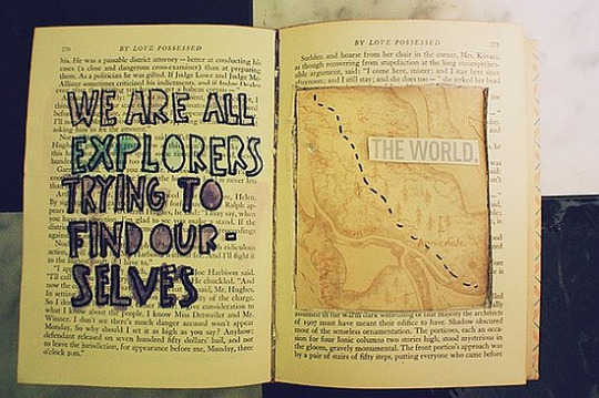 944 Relax and Succeed - We are all explorers