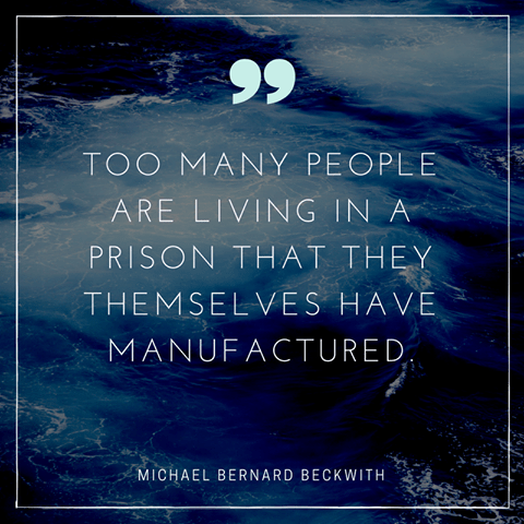 185 Relax and Succeed - Too many people are living in a prison