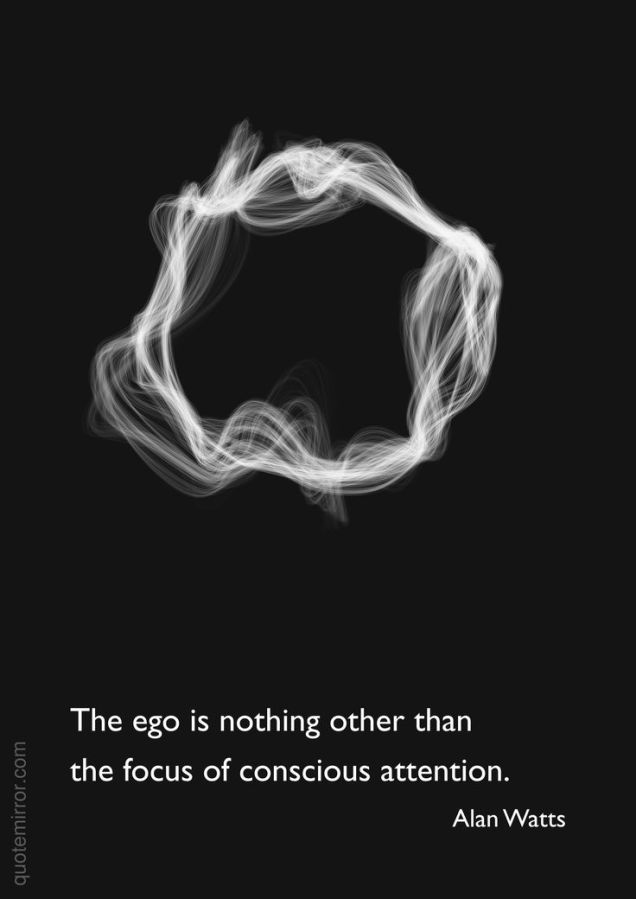 1265 Relax and Succeed - The ego is nothing other