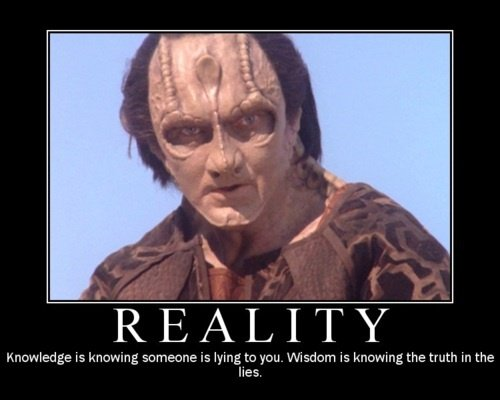 1266 Relax and Succeed - Star Trek Cardassian