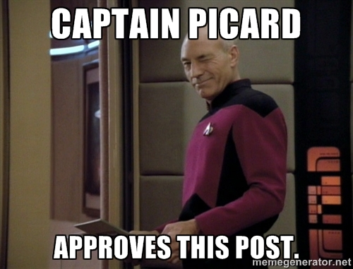 1266 Relax and Succeed - Star Trek Picard
