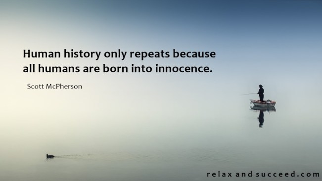 1443 Relax and Succeed - History only repeats because