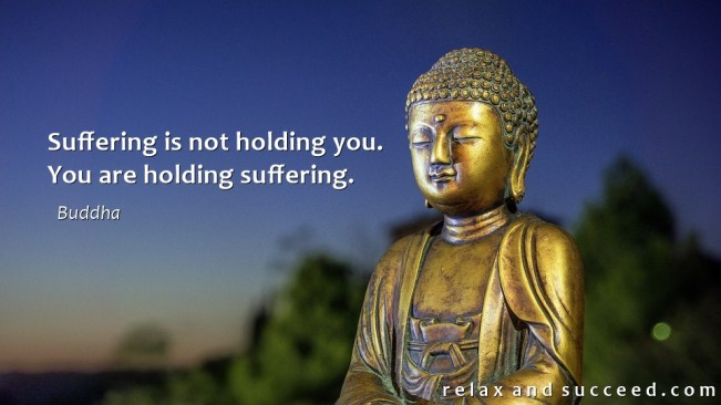 980 Relax and Succeed - Suffering is not holding you 2