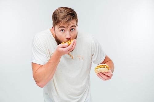 Mauvaises habitudes alimentaires et perte de vitalité