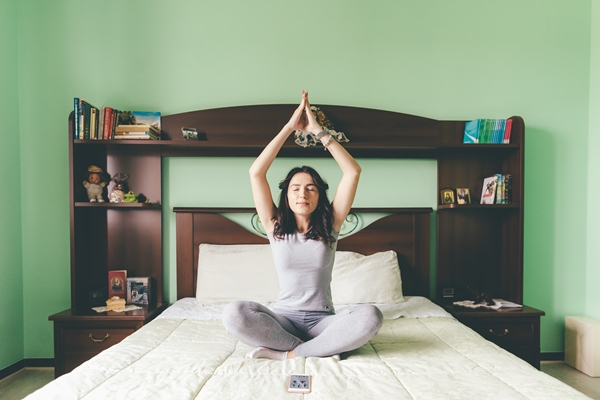 Décompresser - Massage et méditation