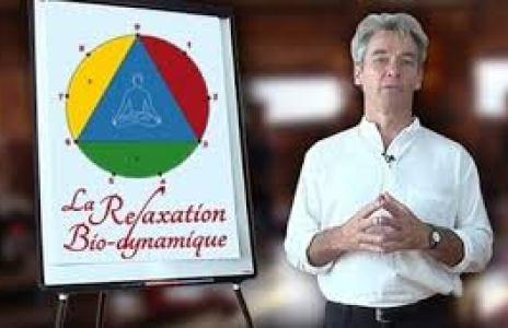 Pierre Pyronnet, spécialiste de la relaxation bio-dynamique