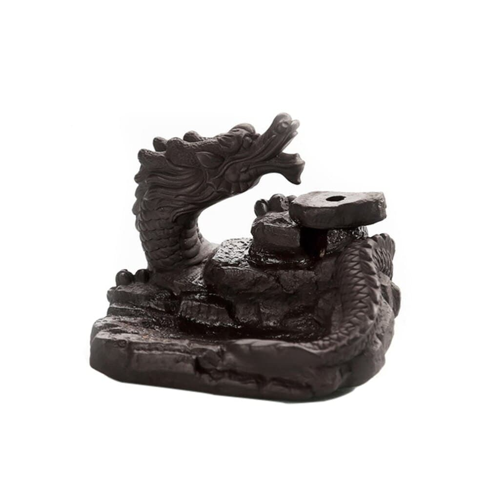 Porte Encens Dragon