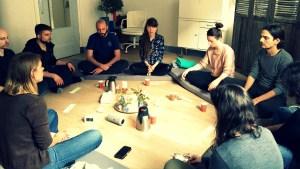 Meditation group Amsterdam Bos en Lommer