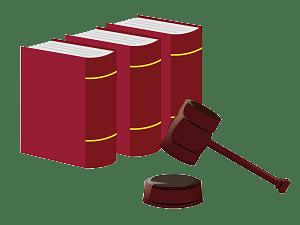 法律のイラスト