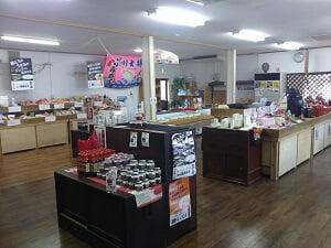 店内の雰囲気の写真