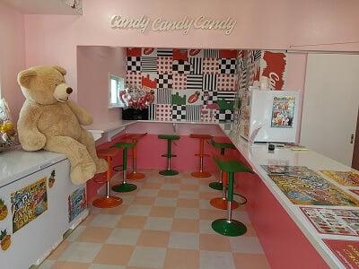 candy姶良店の店内の雰囲気の写真