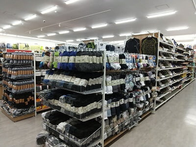 ワークマンプラス姶良店の店内の雰囲気1の写真