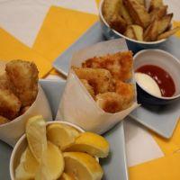 Bocconcini Pesce e Patate