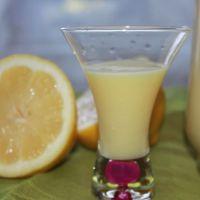 (Español) Crema de limoncello