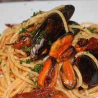 Facile e veloce: spaghetti con le cozze