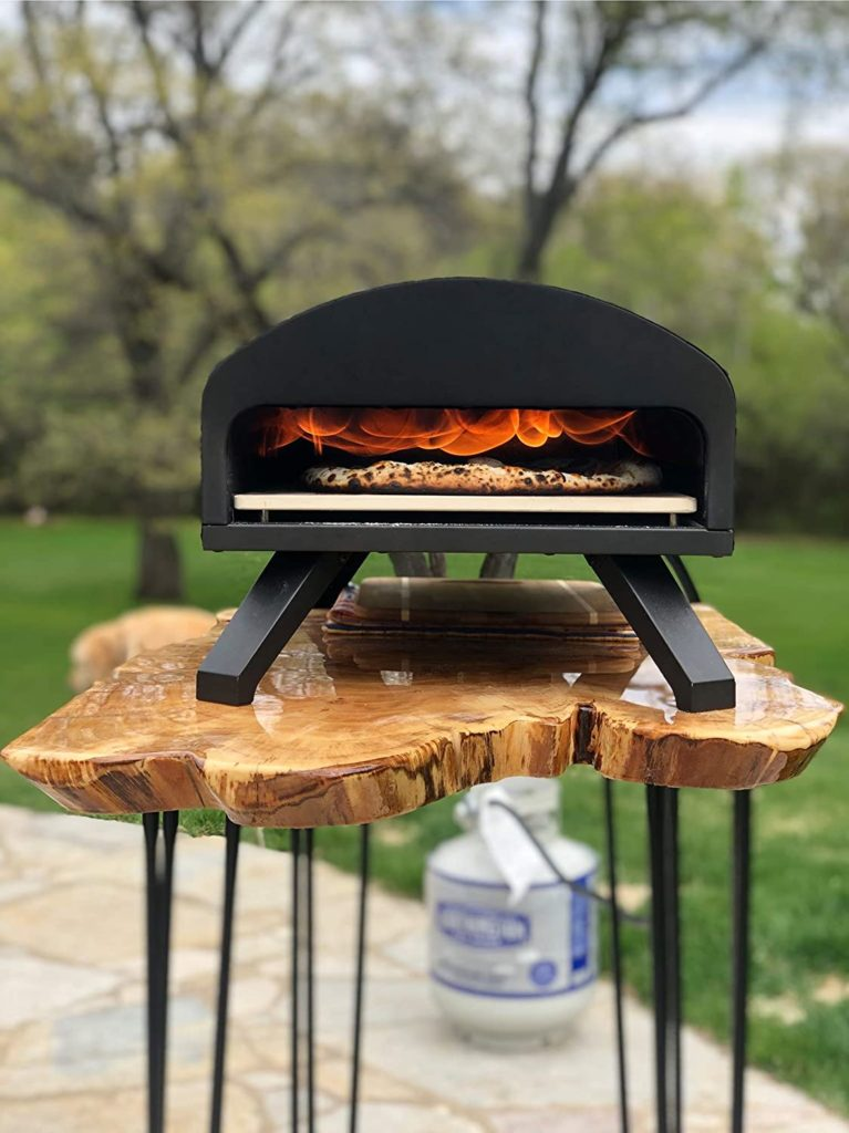 9 best outdoor pizza ovens for your