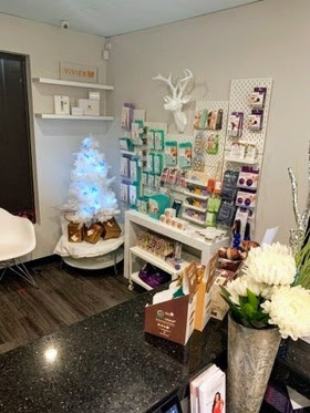 skincare and spa Christmas gifts Calgary