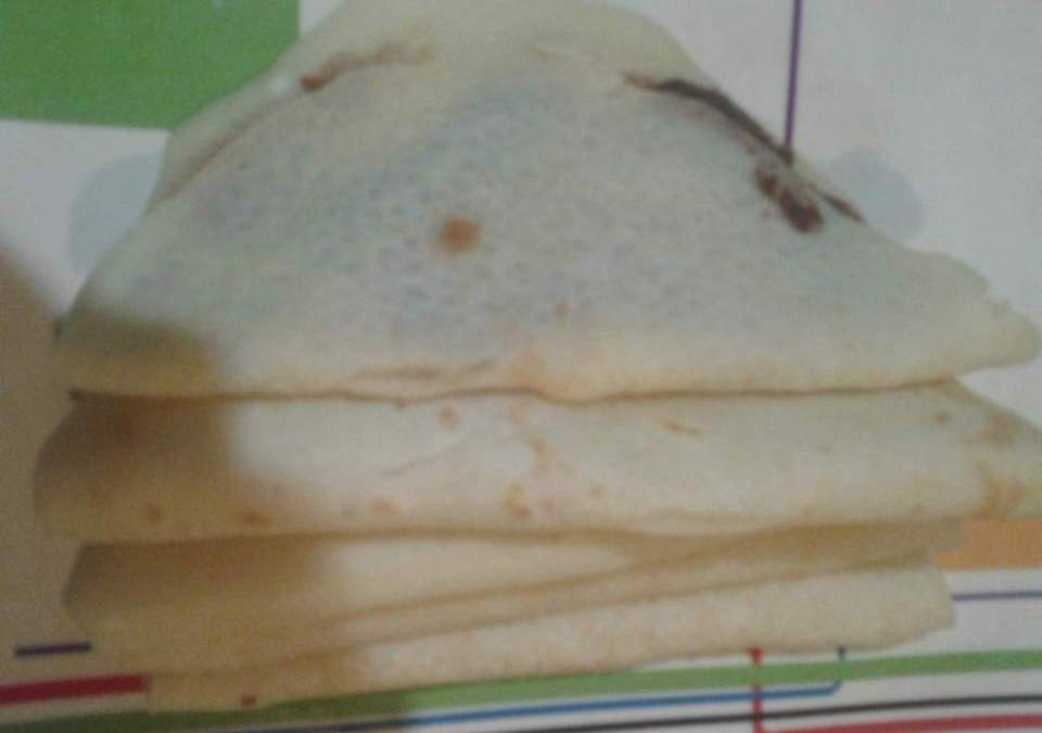 Bibingkreps Rice Flour Pancake