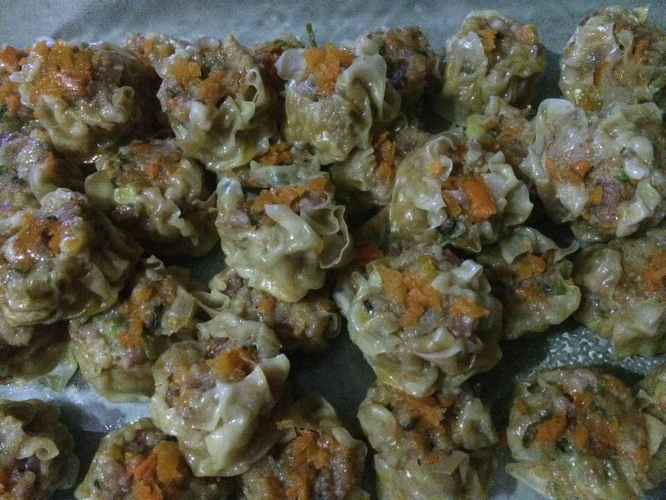 Easy Homemade Siomai