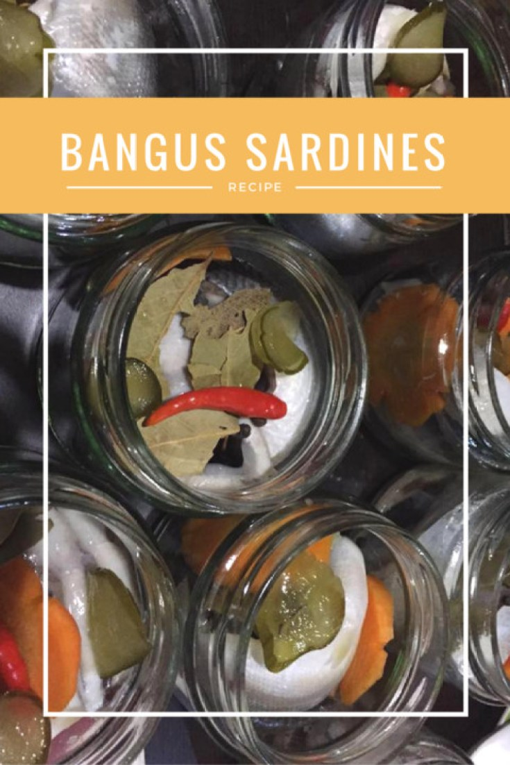 Slow Cooked Spanish Style Adobong Bangus