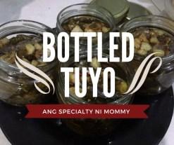 Bottled Tuyo