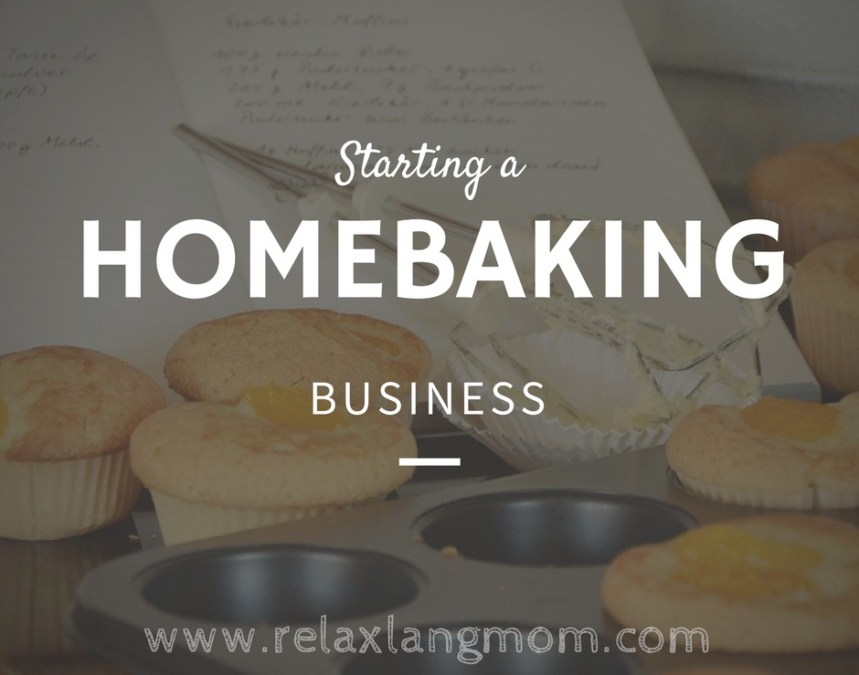 Doing Home Bakeries The Right Way