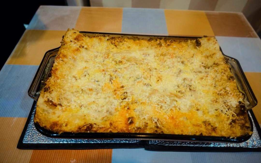 Cooking Lasagna Ragu With Chef Anthony Ballesteros