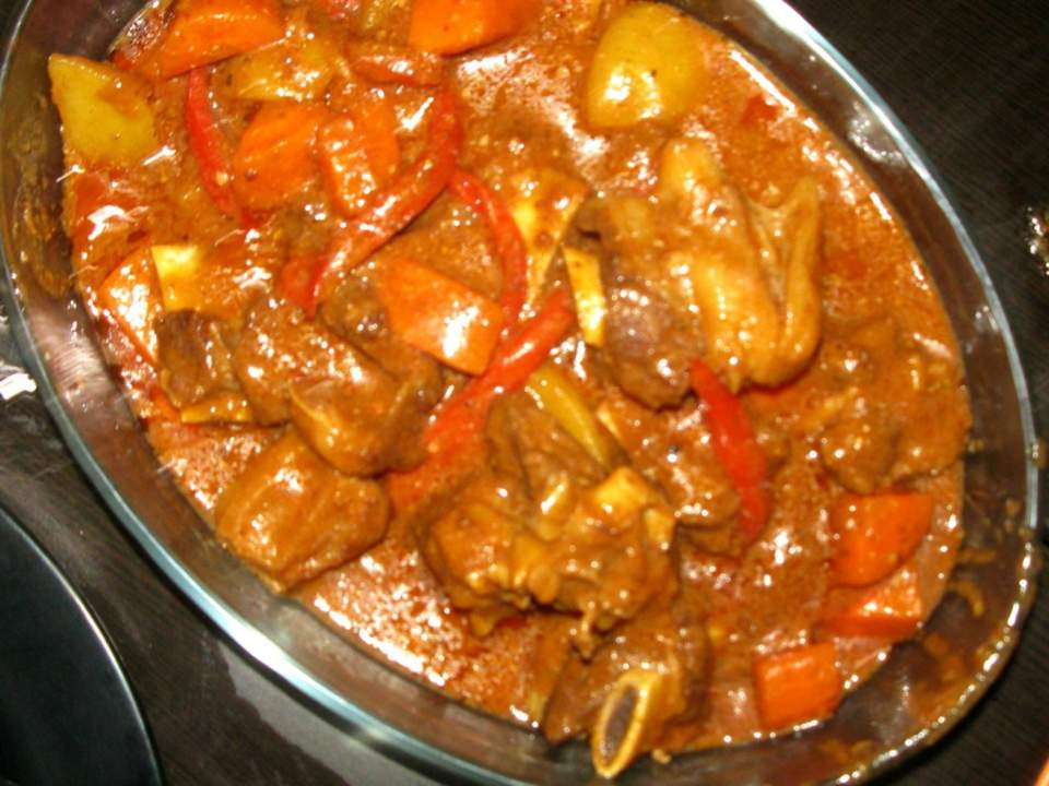Beef Caldereta Recipe - Relaxlangmo Filipino Recipe Food Blog