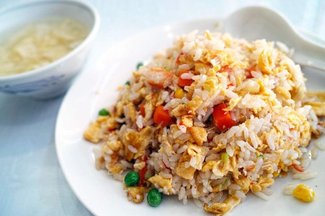 How to make chao fan - Relax lang Mom FIlipino Food Blog and Recipes
