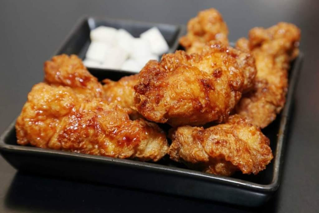 Featured Mom Recipe: Bonchon Soy Garlic Chicken Recipe