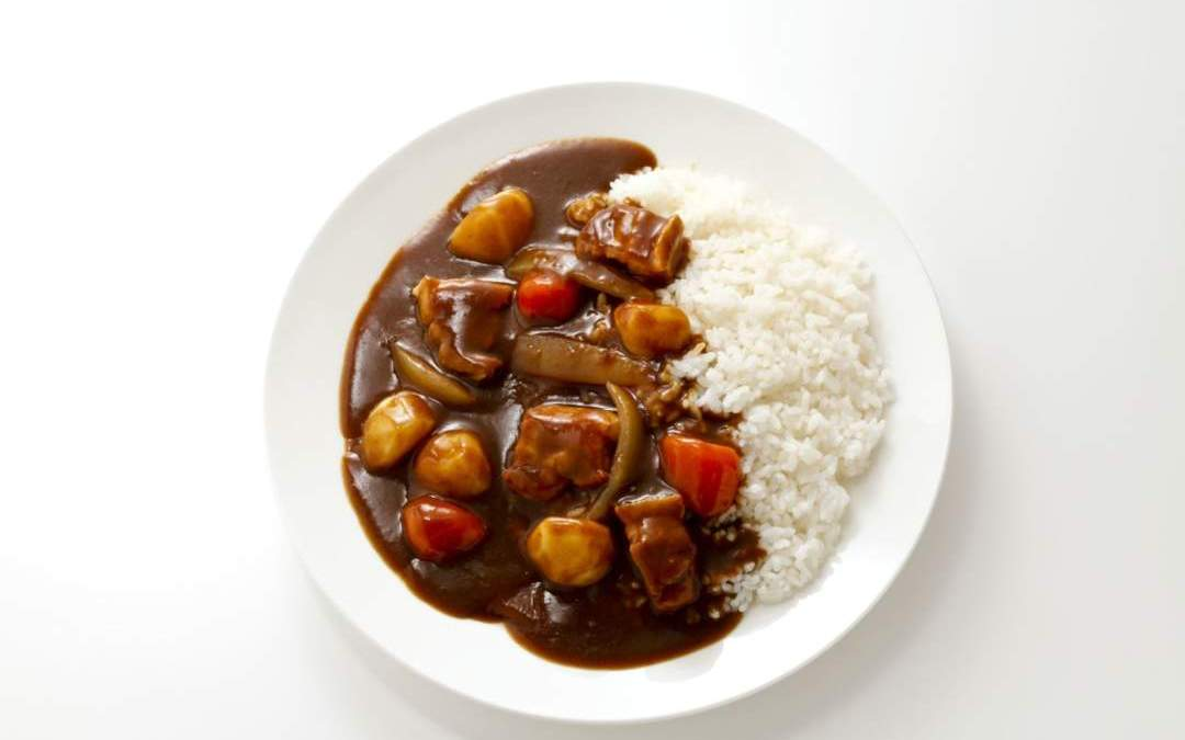 Easy Golden Japanese Beef Curry Recipe