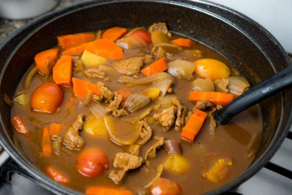 Japanese Beef Curry Recipe -Relaxlangmom Filipino Recipe Blog 2017