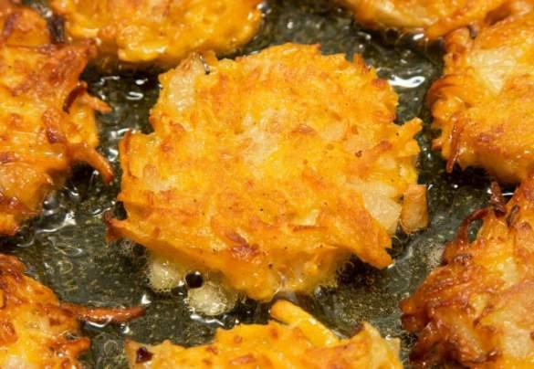 Kalabasa Fritters