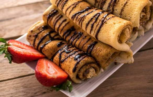 crepe recipe with pancake mix - Relax lang Mom Filipino Food Blog and Recipes