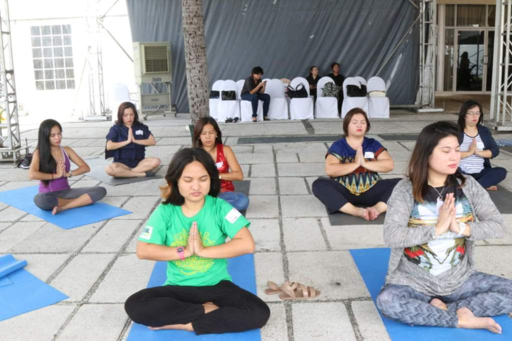 Yoga for kids - promil four + matilda ticket promo - Relax lang Mom Blog