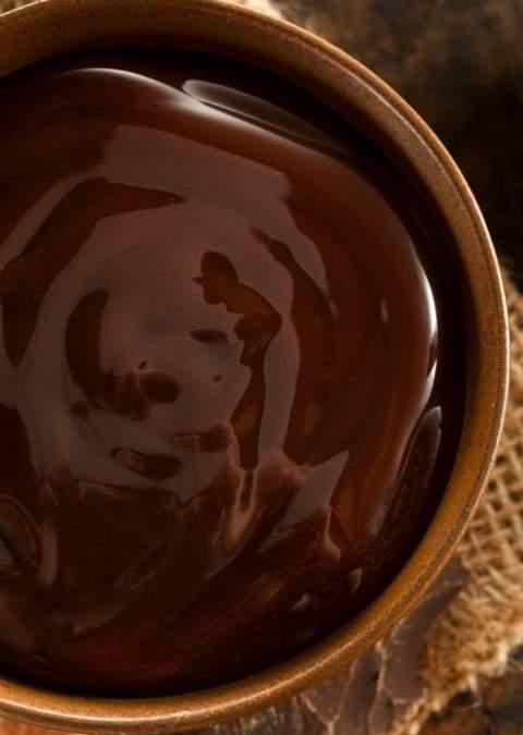 Tablea Chocolate Sauce