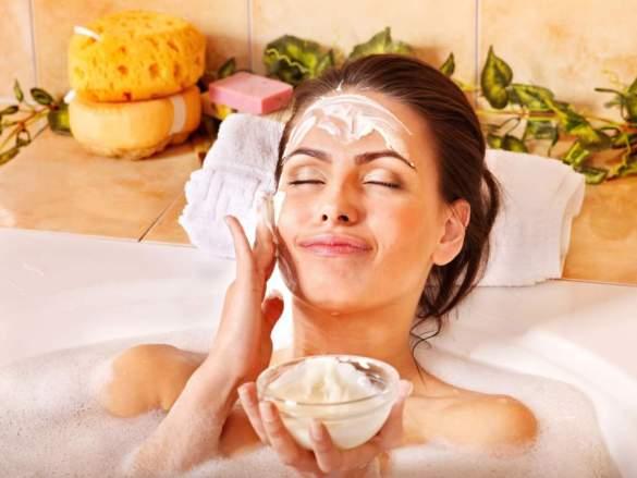 skin care - natural homemade facial masks at home .