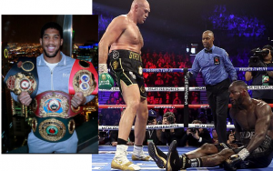 , Anthony Joshua Blasts Deontay Wilder Over his Excuses for Defeat, Relay Vibes