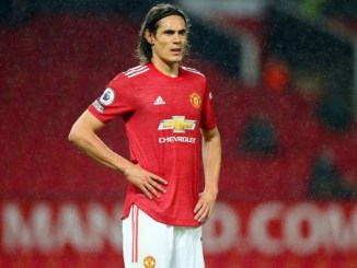 , Manchester United Striker Edison Cavani Apologises After Making Post, Relay Vibes