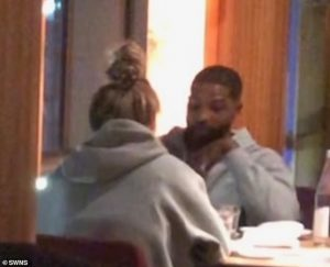 , Tristan Thompson Is Spotted Enjoying Dinner With Female Estate Agent, Relay Vibes