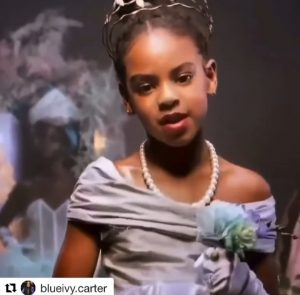 , Blue Ivy Carter Wins Soul Train Award For The Second Time, Relay Vibes