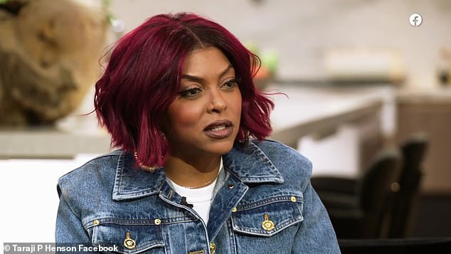 Taraji P. Henson reveals she contemplated suicide during the COVID-19