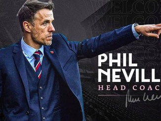 Phil Neville appointed head coach of David Beckham
